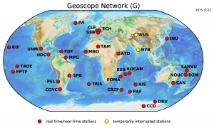 GEOSCOPE network